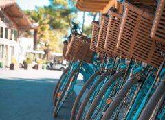 Location de vélos à Airotel Océan Camping