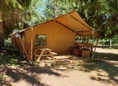 Un hébergement insolite dans le camping Maillac près de Sarlat