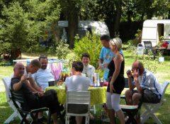 Les vacances en famille dans le camping Les Catalpas à Fumel