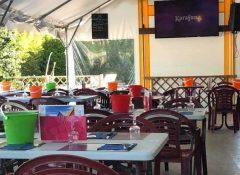 Le restaurant dans le camping Chant des oiseaux à Royan