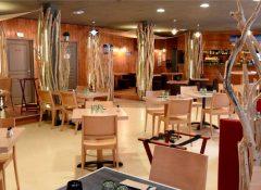 Le restaurant dans le camping Côte d'Argent à Hourtin