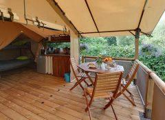 Un hébergement insolite dans le camping Les Floralies à Dolus d'Oléron