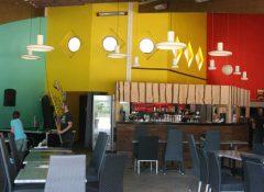 Le restaurant du camping Lac de Miel à Beynat