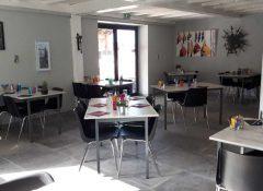 Le restaurant du camping Airotel Oléron