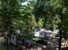 Location de mobilhomes dans le camping Parc Bellevue à Cannes