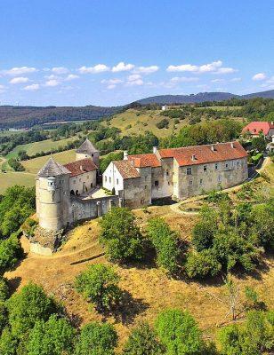 Campings Bourgogne Franche Comté