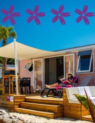 Des vacances en camping 4 étoiles