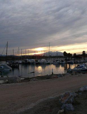 port de sainte marie la mer