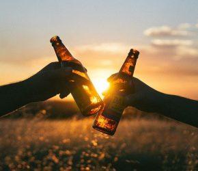 L'alcool en camping