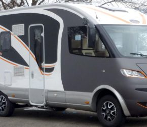 camping car électrique