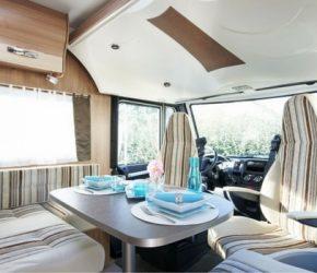 camping car intégral